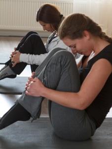Basis mat pilates opleiding