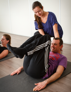 Basis mat Pilates opleiding