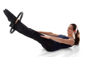 Pilates met de Ring