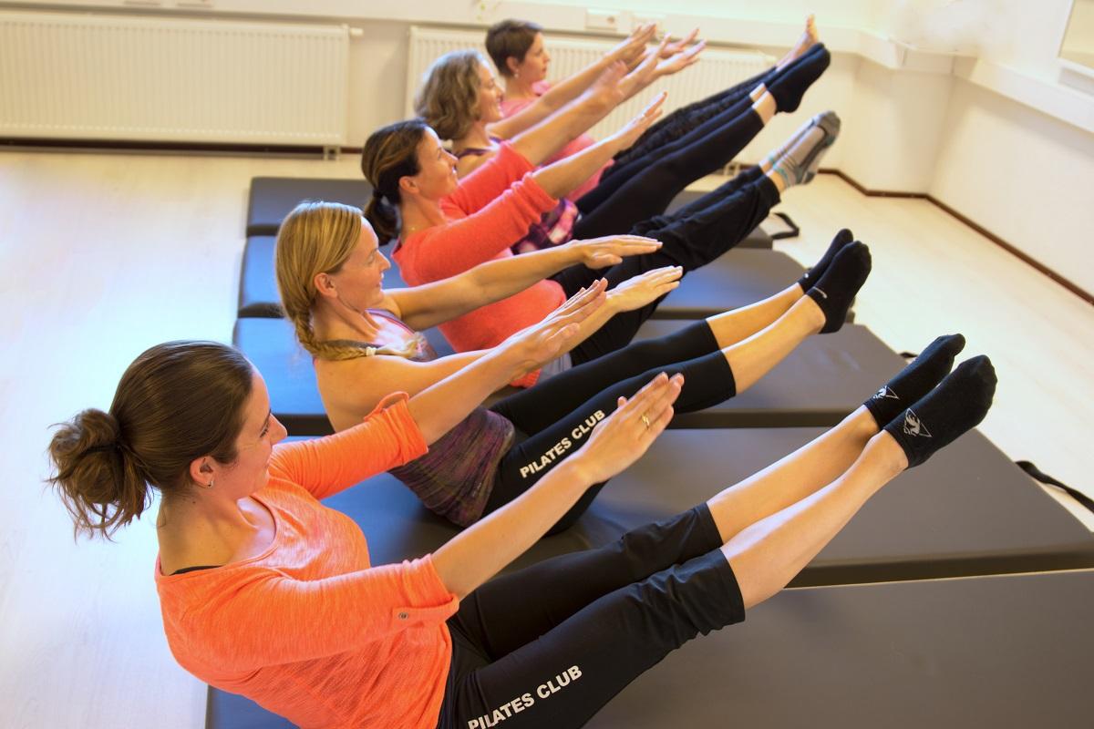 Pilates Club Alphen aan den Rijn