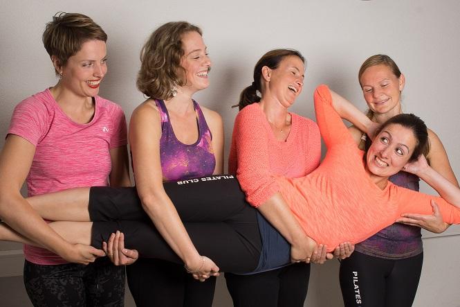 Aanbod Pilates Club Alphen aan den Rijn
