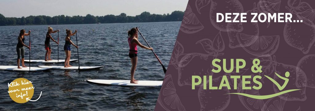 SUP & Pilates in Alphen aan den Rijn