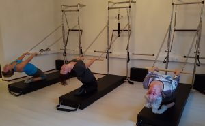 Tower Pilates opleiding