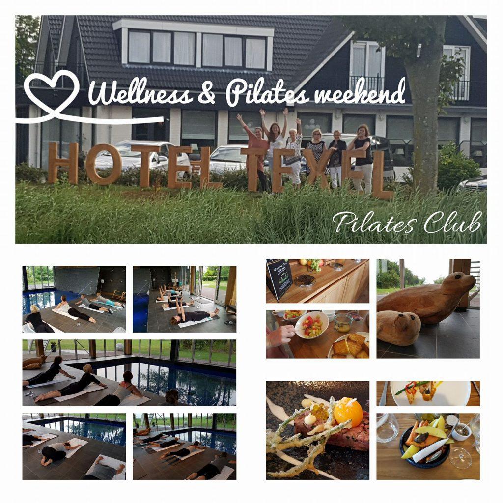Pilates weekend Texel